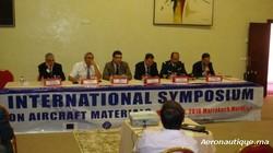 Marrakech accueille du 12 au 14 Mai le Symposium International sur les matériaux de l'aéronautique