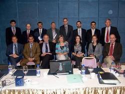 Les participants au premier ateliers des JMAA