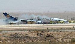 Un avion cargo de la compagnie Lufthansa s'écrase à l'aéroport du Roi Khaled à Ryad