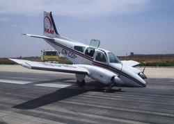 Incident de train d'atterrissage sur un avion de RAM Academy