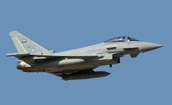 Crash d'un Eurofighter et mort d'un lieutenant-colonel Saoudien