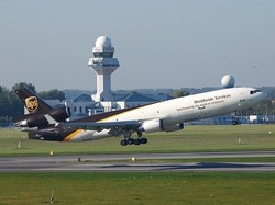 Un avion cargo du groupe américain UPS s'écrase près de Dubai