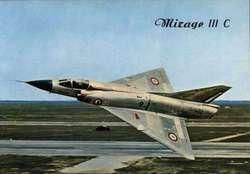 Vente aux enchères à l'occasion du vol inaugural du MirageIII C