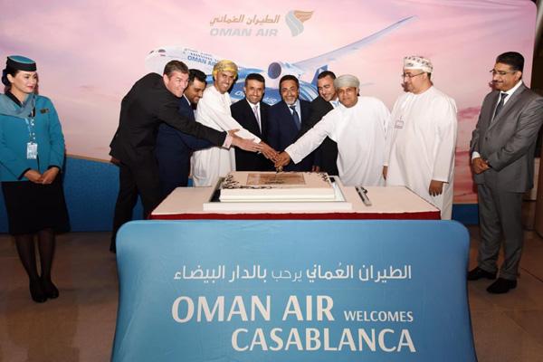 Oman Air reliera Casablanca à Muscat quatre fois par semaine