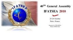 l'IFATSEA organise son 40ème Assemblée Générale à Paris du 25 au 29 octobre 2010