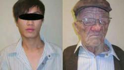 Un jeune chinois se déguise en veillard pour monter dans l'avion