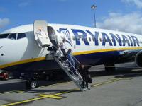Une centaine de passagers refusent de sortir d'un avion de Ryanair