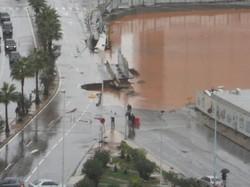 Perturbations des vols de l'aéroport MohammedV à cause des précipitations qui s'abattent sur Casablanca