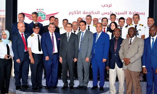 Inauguration de MAPA, nouvelle académie de formation aux métiers aériens