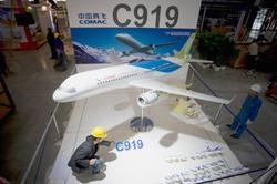 Safran et COMAC créent une Joint Venture dans le câblage aéronautique