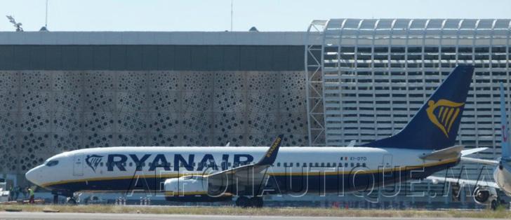 Ryanair - Aéroport Marrakech Menara