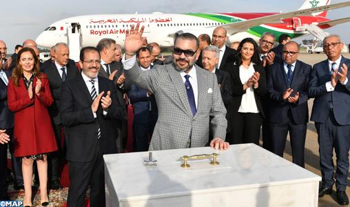 Première pierre pour un nouveau terminal à l'aéroport de Rabat-Salé