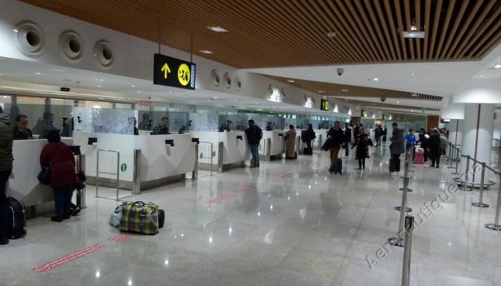 """""""FOLLOW ME"""" à la découverte du nouveau Terminal1 de l'aéroport Mohammed V"""