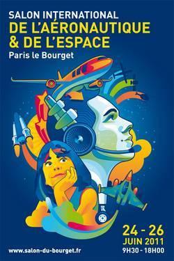 Le Bourget 2011: Nombre record d'exposants