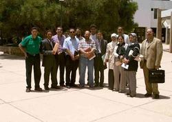 Soirée d'observation de l'eclipse lunaire organisée par le Club Scientifique et culturel Ibn Zohr