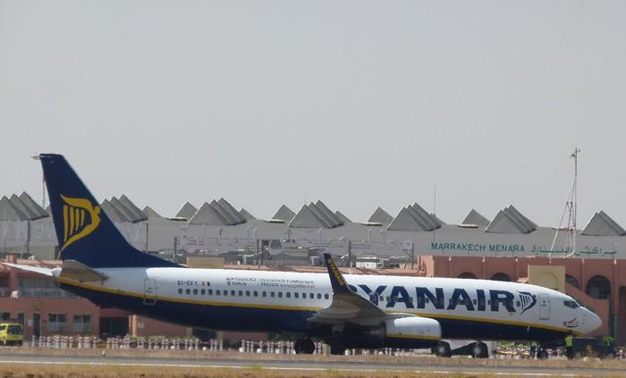 Ryanair lance 9 lignes aériennes entre le Maroc et la France pour l'hiver 2019