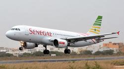 Sortie de piste d'un avion de Sénégal Airlines