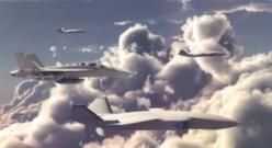 Avalon 2019: Boeing dévoile le projet d'escadrilles de six drones pilotés depuis un avion de chasse