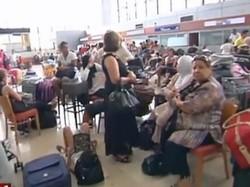 Grève à Air Algérie: 1500 personnes bloquées et la grève continue