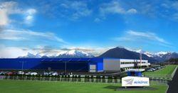 Première usine d'EADS en Roumanie à Ghimbav