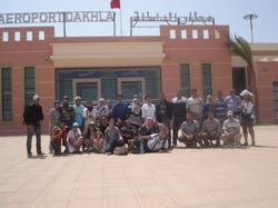 L'AEAC a organisé une excursion à Dakhla