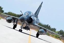 Premières opérations des Mirage 2000 K3 dans le ciel Libyen