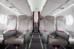 linterieur de royal air maroc la nouvelle cabine armonia