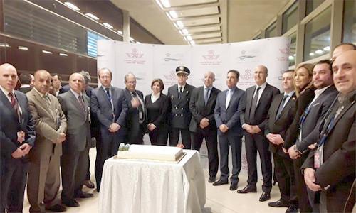 Royal Air Maroc inaugure la liaison Casablanca - Amman