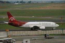 Air Madagascar loue un avion pour assurer la liaison Antananarivo - Paris