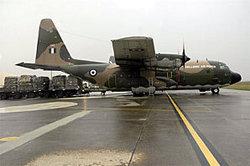 Un avion de l'Armée de l'Air Nigériane déclenche l'alerte dans le ciel Français