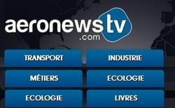 AeronewsTV: Une web TV que pour l'aéronautique