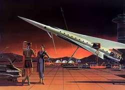 Spaceport: Le premier aéroport spatial fin prêt d'ici deux ans