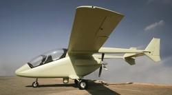 Premier avion pensé et construit par l'Afrique du Sud