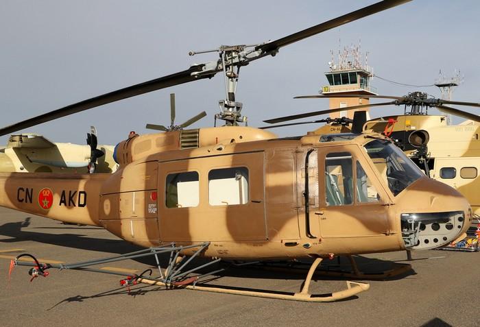 Deux morts dans un crash d'hélicoptère militaire au sud du Maroc