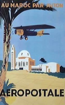 Poste Maroc célébre le centenaire de l'Aéropostale au Maroc