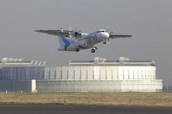 TAME reçoit son premier ATR 42-500