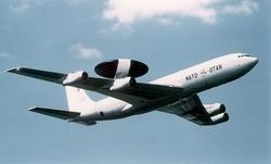 Air France Industries livre à l'armée de l'air Française le dernier Awacs rénové