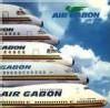LA RAM ET AIR GABON CREENT AIR GABON INTERNATIONAL
