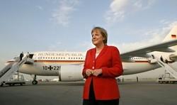 L'avion d'Angela Merkel vendu à une compagnie Iranienne