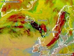 Nicarnica développe le détecteur de nuages de cendres AVOID