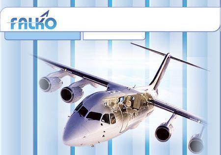 FALKO wins DASH8-Q300 remarketing mandate from Royal Air Maroc