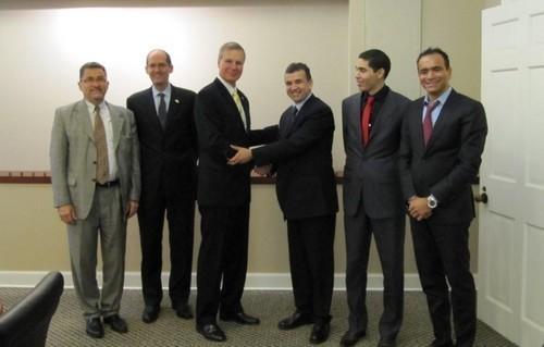 Convention de partenariat entre l'UIR et Georgia Tech