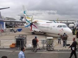 ATR domine le marché régional avec les avions de moins de 90 places