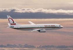 Royal Air Maroc prend livraison de trois Boeing 737-800 neufs