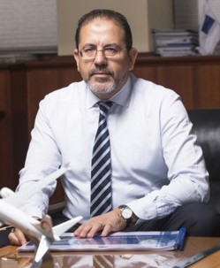 Zouhair ELAOUFIR élu président cu Conseil International des Aéroports (ACI) pour la Région Afrique