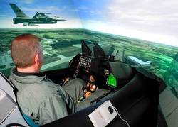 Moroccan Air Force's F-16 Aircrew Training Device Achieves Ready-for-Training Milestone
