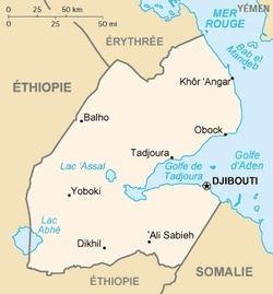 Entrainement franco-américain au combat aérien dans le ciel de Djibouti