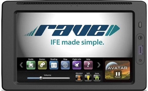 Royal Air Maroc Selects The IMS Company's Seat-Centric IFE System on B747 and B767 Aircraft