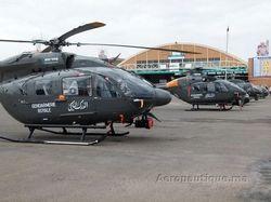 Eurocopter signe un accord de reprise d'une partie des activités de SEGULA Technologies