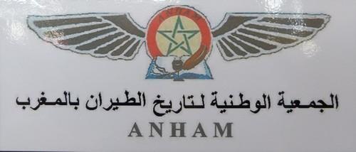 ANHAM: Association Nationale de l'Histoire de l'Aviation au Maroc